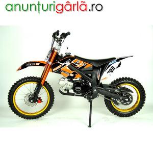 Imagine anunţ CROS DB-609 K BEMI GT-K 125 PRO trepete J17 la 670 euro
