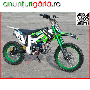 Imagine anunţ Moto Cross 609 Bemi 2020 GT-K 125 PRO J17 kick la 660euro