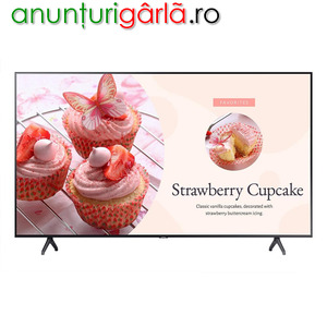 Imagine anunţ Display Business TV