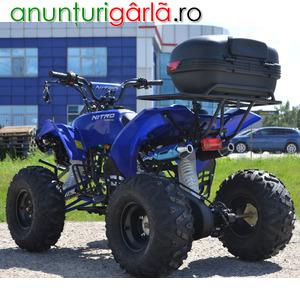 Imagine anunţ ATV WARRIOR LED 3G