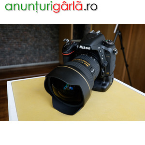 Imagine anunţ Sony ALPHA A7III, Sony FX6, Nikon Z6, Nikon D600, Canon 70D, Canon 60D