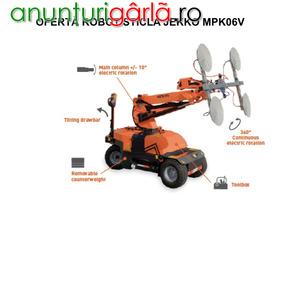 Imagine anunţ Vanzare robot Jekko