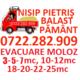 Imagine anunţ O722.282.909 NISIP PIETRIS PAMANT NEGRU BALAST