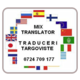 Imagine anunţ TRADUCERI LEGALIZATE TARGOVISTE BLOC TURN, P-ta 1 Mai 0724.709.177