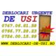 Imagine anunţ Serviciile oferite de Deblocari USI / BUCURESTI