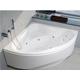 Imagine anunţ cada baie cu hidromasaj colt