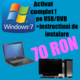 Imagine anunţ Vand Windows pe USB/DVD, jocuri, Office, programe