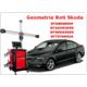 Imagine anunţ geometrie auto Skoda | service roti Skoda