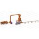 Imagine anunţ Linie brichetare 150-200 kg/ora brichete diametrul 60 mm din resturi vegetale